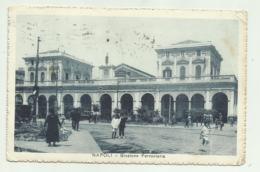 NAPOLI - STAZIONE FERROVIARIA    VIAGGIATA FP - Napoli (Naples)