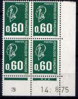 1814D75** - MARIANNE DE BECQUET - 1970-1979