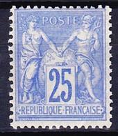 FRANCE TYPE SAGE II 1876-78 YT N° 78 * - 1876-1898 Sage (Tipo II)