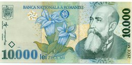 ROMANIA=1999     10.000 LEI    P-108     UNC - Romania