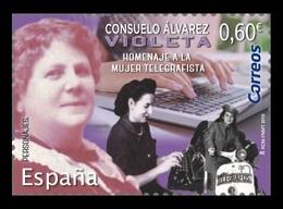 Spain 2019 Mih. 5346 Writer Consuelo Alvarez MNH ** - 1931-Aujourd'hui: II. République - ....Juan Carlos I