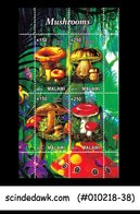 MALAWI - 2011 MUSHROOMS / FUNGUS - MINIATURE SHEET MNH - Malawi (1964-...)