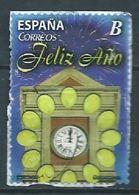 SPANIEN ESPAGNE SPAIN ESPAÑA 2013 CHISTMAST RELOJ DE LA PUERTA DEL SOL DE MADRID MI 4830 SC 3942 YV 4535 ED 4831 SG 4807 - 1931-Heute: 2. Rep. - ... Juan Carlos I