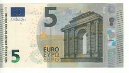 "5 EURO  ""Germany ""  DRAGHI    W 002 J2       WA4235612734  /  FDS - UNC - 5 Euro"