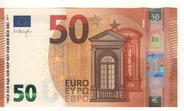 "50 EURO  ""Italy""    DRAGHI  S 021 E1   SE5407154551   /   FDS - UNC - EURO"