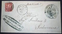Annullo Numerale PALENA Chieti Numerali Abruzzo - Poststempel