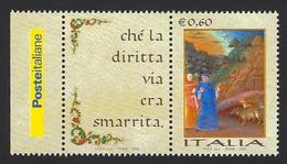 """2009 ITALIA """"LINGUA ITALIANA"""" SINGOLO MNH - 2001-10:  Nuovi"""