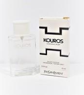 Miniatures De Parfum  KOUROS COLOGNE SPORT  De  YVES SAINT LAURENT EDC SPRAY  15 Ml + Boite - Miniatures Hommes (avec Boite)