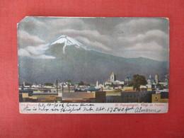 Mexico  El Popocatepetl  Ref 3325 - Mexico