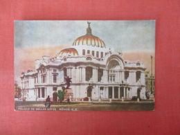 Mexico Palacio De Bellas Artes    Ref 3326 - Mexico