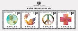 Tuvalu 2013 World Humanitarian Day  I201805 - Tuvalu