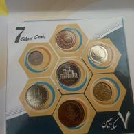 Iran Coin Pack Nickel Set - Iran