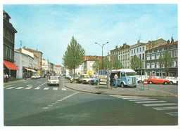 57 - BOULAY - Place De La République (automobiles Citroen....) - Boulay Moselle