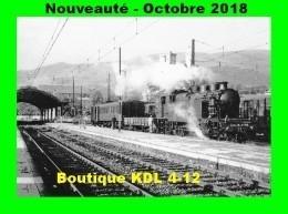 AL 531 - Train MV, Loco 141 TB 683 En Gare  - FOIX - Ariège - SNCF - Foix
