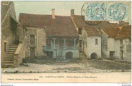 77 SAMOIS-SUR-SEINE. Vieille Maison Du Coin Musard 1905 - Samois