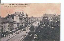 Warsawa Rue Du Faubourg De Cracovie Pour Tentsin Chine 16° Colonial Timbre N° YT 64 De Russie - Pologne