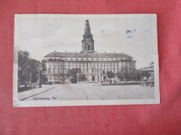 Denmark Christiansborg    Has Stamp & Cancel     Ref 3327 - Denmark
