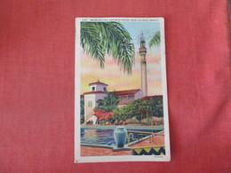 Pool & Bath House Agua Caliente Mexico Has Stamp & Cancel     Ref 3327 - Mexico