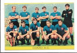 Como 1969/70 - Non Viaggiata - Football