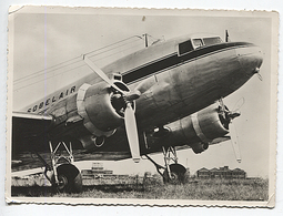 X121206 BELGIQUE AVIATION AVION UN DES AVIONS D. C. 3 D C 3 DC3 DE LUXE DE LA SOBELAIR - 1946-....: Era Moderna