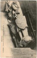 61kl 629 CPA - PLOERMEL- TOMBEAU DES DUCS DE BRETAGNE - Ploërmel