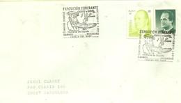 MATASELLOS EXPOSICION ITINERANTE 2001   BORNOS-MIAJADAS-CABEZA DE BUEY - 1931-Hoy: 2ª República - ... Juan Carlos I