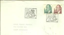 MATASELLOS EXPOSICION ITINERANTE 2002 BORNOS-CASTALLA- TUY - 1931-Hoy: 2ª República - ... Juan Carlos I
