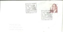 MATASELLOS EXPOSICION ITINERANTE 2002  CALAHORA-XINZO DE LIMIA 0 ROSAL - 1931-Hoy: 2ª República - ... Juan Carlos I