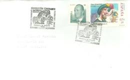 MATASELLOS EXPOSICION ITINERANTE 2002  BONARES-NOIA ALJARAQUE - 1931-Hoy: 2ª República - ... Juan Carlos I