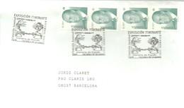 MATASELLOS EXPOSICION ITINERANTE 2002  CALPE - CALZADILLA DE LOS BARROS - 1931-Hoy: 2ª República - ... Juan Carlos I