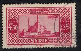 SYRIE          N°  YVERT      209        OBLITERE       ( O   3/52 ) - Syria (1919-1945)