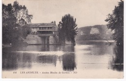 27 Eure -  LES ANDELYS - Ancien Moulin De Gardon - Les Andelys
