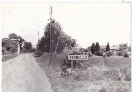 VERNIOLLE  -  ENTREE DU VILLAGE - Autres Communes