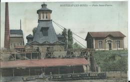 MONTCEAU LES MINES - Puits Saint Pierre - Montceau Les Mines