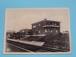 AUVELAIS La Nouvelle Station ( Thill - Chemin De Fer Belge ) Anno 19?? ( Zie/voir Photo ) ! - Sambreville