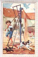 Cppub 111 Pompe à Eau Manuelle NIAGARA Illustration A WATON ST ETIENNE - Advertising