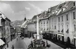 AK 0229  Wolfsberg - Hoher Platz / Verlag Kramer Um 1958 - Wolfsberg