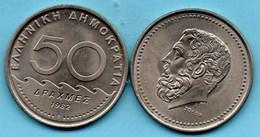 GRECE / GREECE 50 Drachmes 1982 - Grèce