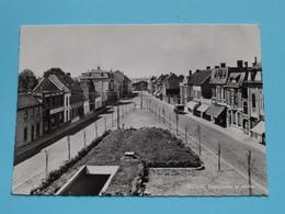 Kanaalstraat En Station Zelzate ( Rouckhout-Pauwels ) Anno 19?? ( Zie/voir Photo ) ! - Zelzate
