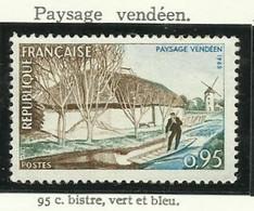 FRANCE - 1965 - PAYSAGE VENDÉEN - YT N° 1439 - TIMBRE NEUF** - Frankreich
