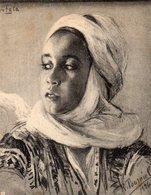 Jeune Mozabite Ghardaia - Cartes Postales