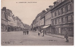 27 Eure -  CORMEILLES - Rue De L'Abbaye - Pharmacie - 1907 - France