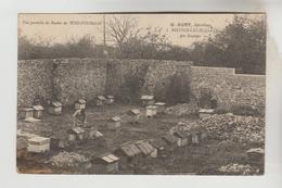 CPA BRIERES LES SCELLES (Essonne) - Vue Partielle Du Rucher Du BOIS FOURGON : G. AURY Apiculteur - Sonstige Gemeinden