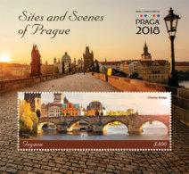 Guyana 2018 Sites And Scenes Of Prague  I201901 - Guyana (1966-...)