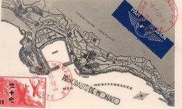 Monaco 1945 Vue Aérienne - Monaco