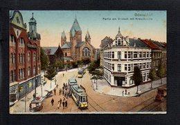 Allemagne / Dusseldorf / Partie Am Dreieck Mit Kreuzkirche - Duesseldorf