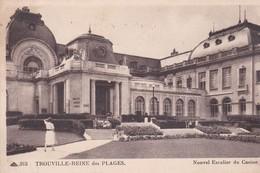 TROUVILLE REINE DES PLAGES NOUVEL ESCALIER DU CASINO - Trouville