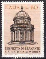 1971 - Tempietto Del Bramante - Nuovo Con Gomma Integra - Mint NH - 6. 1946-.. Repubblica