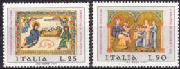 1971 - NATALE Abbazia Di Nonantola - Nuovo Con Gomma Integra - Mint NH - 1971-80: Mint/hinged