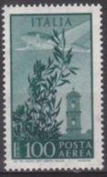 1971 - Posta Aerea Lire 100 - Nuovo Con Gomma Integra - Mint NH - 1971-80: Mint/hinged